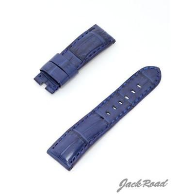 ジャックロード JACKROAD パネライ用・オリジナル革ベルト24mm(純正Dバックル仕様) jnd014 新品 その他