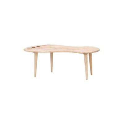 不二貿易 センターテーブル FOOT 5102 37000 【返品種別A】