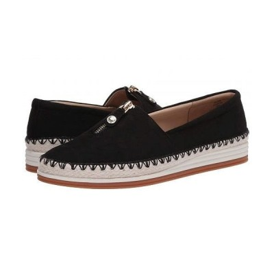 Anne Klein アン クライン レディース 女性用 シューズ 靴 ローファー ボートシューズ Jax - Black