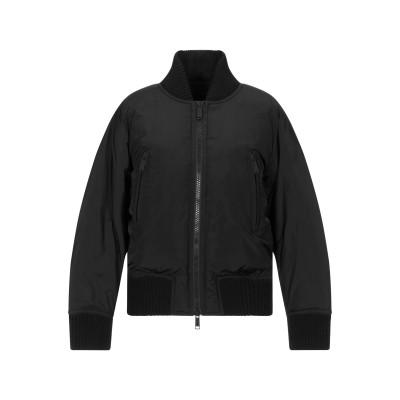 ディースクエアード DSQUARED2 ダウンジャケット ブラック 38 ポリエステル 100% ダウンジャケット