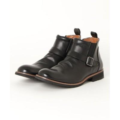 TopIsm / サイドゴアショートブーツ MEN シューズ > ブーツ