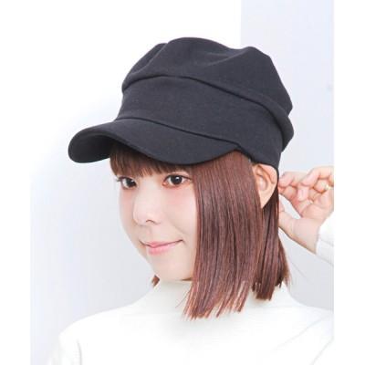 14+(ICHIYON PLUS) / サイズ展開スウェットCAP WOMEN 帽子 > キャップ
