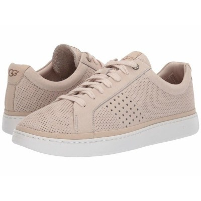 アグ スニーカー シューズ メンズ Cali Sneaker Low Perf White Cap