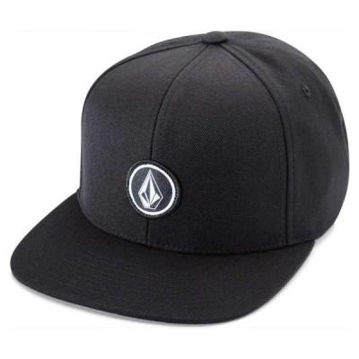 ボルコム メンズ メンズ用アクセサリー 帽子 キャップ volcom quarter-twill