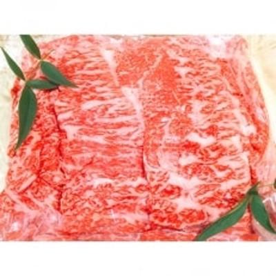 黒毛和牛 近江牛 【上霜】 モモ すきやき用 900g 冷凍 BM11