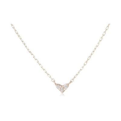 [ブルーム] BLOOM ダイヤモンド K10イエローゴールド ネックレス AGPY10073940