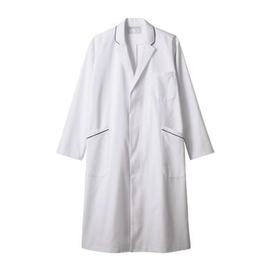 MONTBLANC 71-699 ドクターコート(長袖)(男性用) ナースウェア・白衣・介護ウェア
