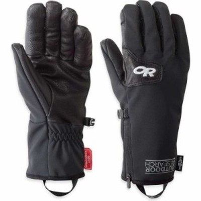 アウトドアリサーチ Outdoor Research メンズ 手袋・グローブ Stormtracker Sensor Glove Black