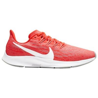 ナイキ メンズ ズームペガサス Nike Air Zoom Pegasus 36 ランニングシューズ Laser Crimson/White/Light Smoke Grey