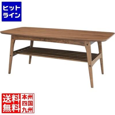 コーヒーテーブルL  TAC-228WAL【返品不可】