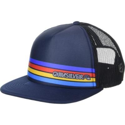クイックシルバー Quiksilver メンズ 帽子 Gasher Hat Navy Blazer