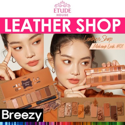 BREEZY ★ [ETUDE HOUSE] ★★New Item★Play Color Eyes#Leather Shop 0.8gx10