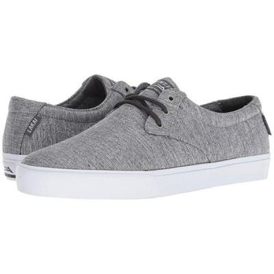 Lakai Daly メンズ スニーカー 靴 シューズ Grey Textile 1