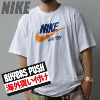 新品 ナイキ NIKE NSW City Tee NEW YORK ニューヨーク Tシャツ WHITE ホワイト 白 BUYERS PUSH 半袖Tシャツ