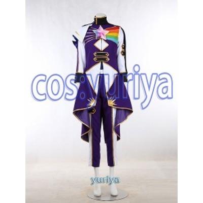 KING OF PRISM プリズムラッシュ!LIVE 涼野ユウ コスプレ衣装