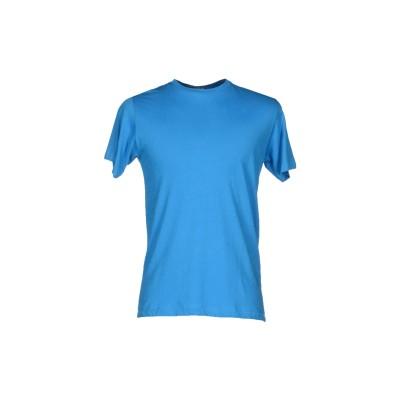 ALTERNATIVE® T シャツ アジュールブルー S オーガニックコットン 100% T シャツ