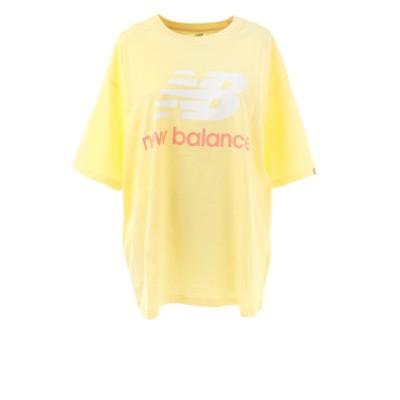 ニューバランス(new balance)Essentials スタックドロゴ Tシャツ WT03519LHZ 半袖 母の日