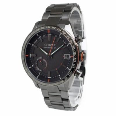 (未使用 展示品)シチズン アテッサ エコドライブ GPS 衛星電波時計 メンズ 腕時計 CC3085-51E 箱付