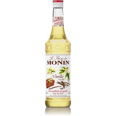 モナン バニラシロップ 700ml MONIN Vanilla カクテル  フレーバー かき氷