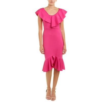 イシュー ワンピース トップス レディース issue New York Sheath Dress hot pink
