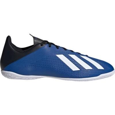 アディダス メンズ サッカーシューズ adidas X 19.4 Indoor Soccer インドア BLUE/WHITE
