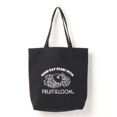 NO WAY / 【78】【FRUIT OF THE LOOM】FTL CAL PRINT PL TOTE WOMEN バッグ > トートバッグ