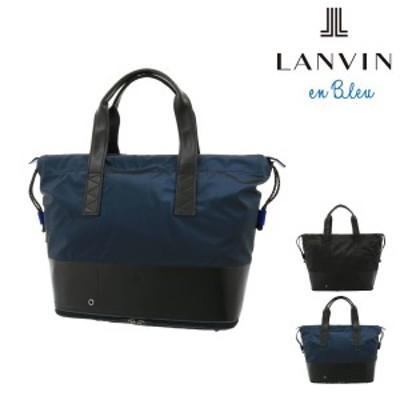 【レビューを書いて+5%】ランバンオンブルー トートバッグ グロス メンズ 575721 LANVIN en Bleu | B4