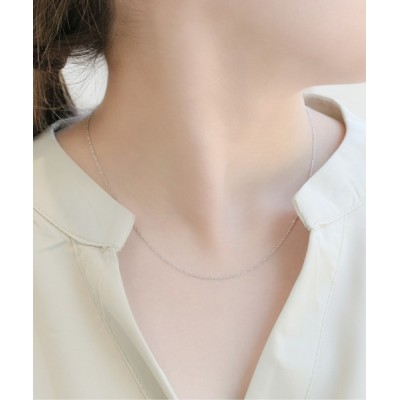 L&Co. / K10 スクリューチェーン ネックレス WOMEN アクセサリー > ネックレス