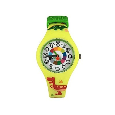 Preschool Collection 就学前用腕時計 – 唯一のアナログ子供用腕時計 未就学児用アンダースタンド 高品質の教育時間シリコンウォッチ