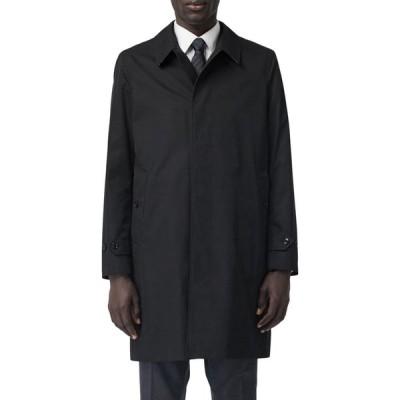 バーバリー BURBERRY メンズ コート カーコート アウター Pimlico Cotton Gabardine Car Coat Black