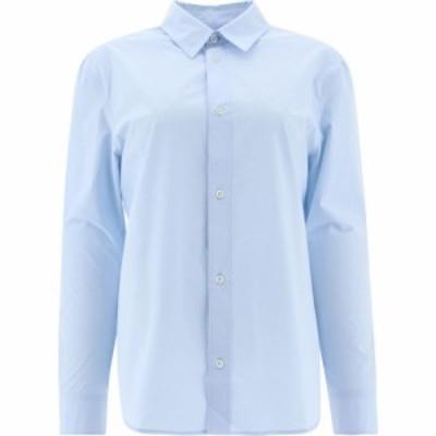 アーペーセー A.P.C. レディース ブラウス・シャツ トップス Gina Shirt Light Blue