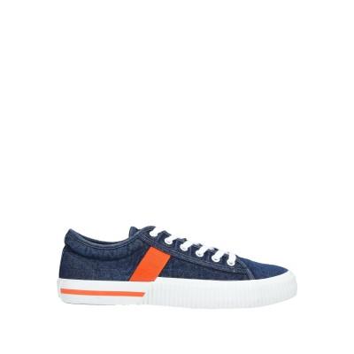 リプレイ REPLAY スニーカー&テニスシューズ(ローカット) ブルー 40 紡績繊維 スニーカー&テニスシューズ(ローカット)