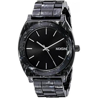 ニクソン 腕時計 レディースウォッチ Nixon Women's A3272185 Time Teller Acetate Analog Display Japanese Quartz Multi-Color Watch