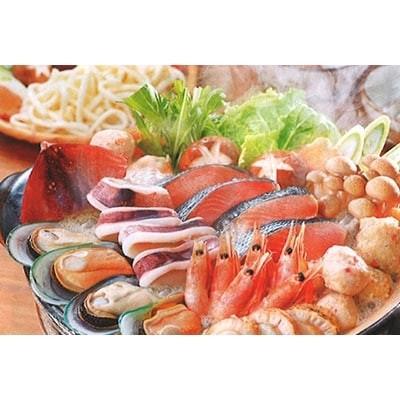 北海道の郷土料理 石狩鍋セット[Ta505-P030]