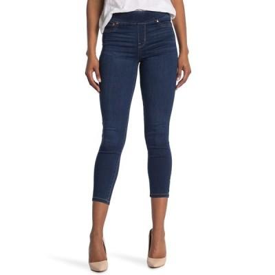 """ライチェルレイチェルロイ レディース デニムパンツ ボトムス Peace Pull-On High Rise 27"""" Crop Skinny Jeans MEDIA"""