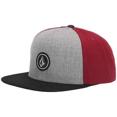 ボルコム Volcom Quarter メンズ 帽子 Cowhide