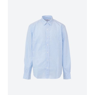 <Frank&Eileen(Men)/フランク&アイリーン> カジュアルシャツ FINBER/LE LBED 3320700018 blue【三越伊勢丹/公式】
