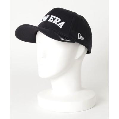 NAUGHTIAM / 【NEW ERA/ニューエラ】9FIFTY ストレッチスナップ NEW ERA ロゴ MEN 帽子 > キャップ