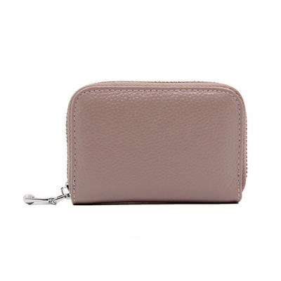 TeddyShop / RFIDスキミング防止機能付き牛革カードケース WOMEN 財布/小物 > カードケース