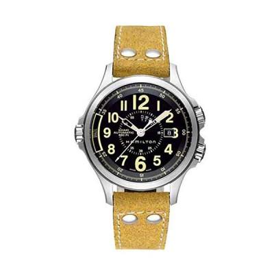 Hamilton Khaki Aviation GMT Air Race Men's Automatic Watch H77565833 並行輸入品
