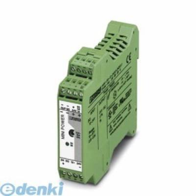 フェニックスコンタクト [MINI-PS-12-24DC/24DC/1] DC/DCコンバータ - MINI-PS- 12- 24DC/24DC/1 - 2866284 MINIPS1224DC24DC1