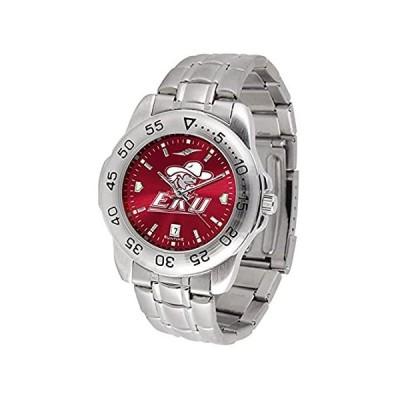 【新品・送料無料】Eastern Kentucky ColonelsスポーツスチールAnochromeメンズ腕時計
