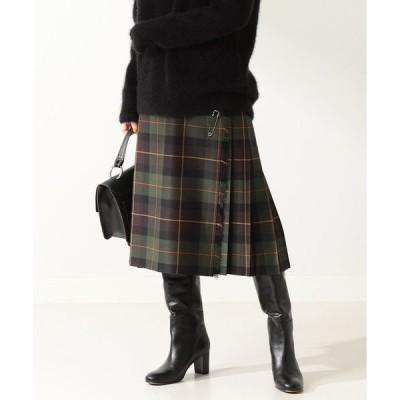 スカート O'NEIL OF DUBLIN / DERRY CHAN キルトスカート