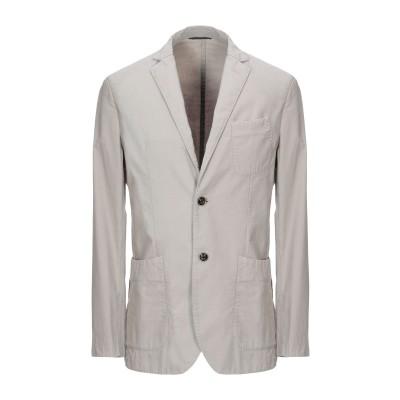 アティピコ AT.P.CO テーラードジャケット ドーブグレー 44 100% コットン テーラードジャケット