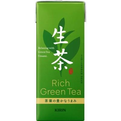 キリン 生茶 250ml×24本