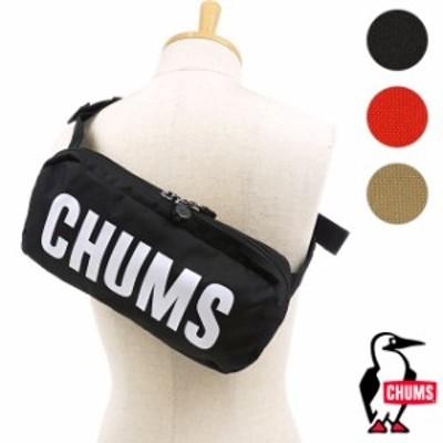 チャムス CHUMS リサイクル チャムスロゴウェストバッグ Recycle CHUMS Logo Waist Bag [CH60-3122 SS21] メンズ・レディース アウトドア