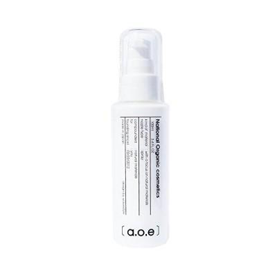 [ NEW ] aoe <敏感肌〜混合肌>ミルキーローション【 オーガニック 乳液 】