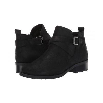 Easy Spirit イージースピリット レディース 女性用 シューズ 靴 ブーツ アンクル ショートブーツ Reward - Black