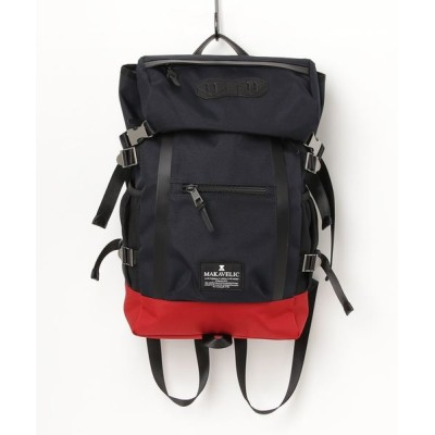 UNCUT BOUND / MAKAVELIC(マキャべリック)   DOUBLE LINE BackPack MEN バッグ > バックパック/リュック