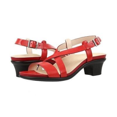 SAS サス レディース 女性用 シューズ 靴 ヒール Nouveau - Alfa Red